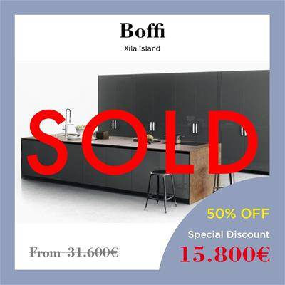 black friday kitchen deals 2019Arclinea Boffi dada Xila Corian Island Steel