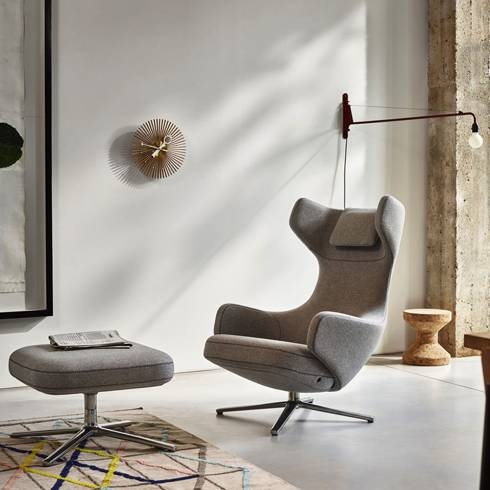 vitra-design-objects-christmas-gift-architects-vitra-petit potence-fauteuil repos-grey leather