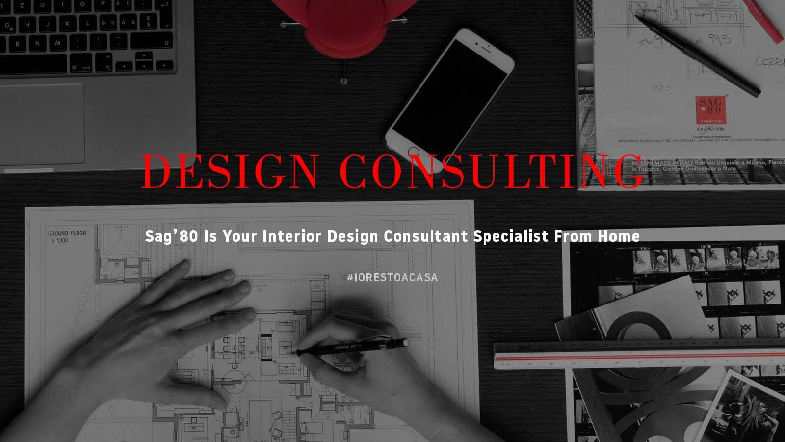 design consulting from home Sag'80 GROUP