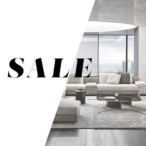 Minotti furniture sofas outlet offers sale sag80 Milan