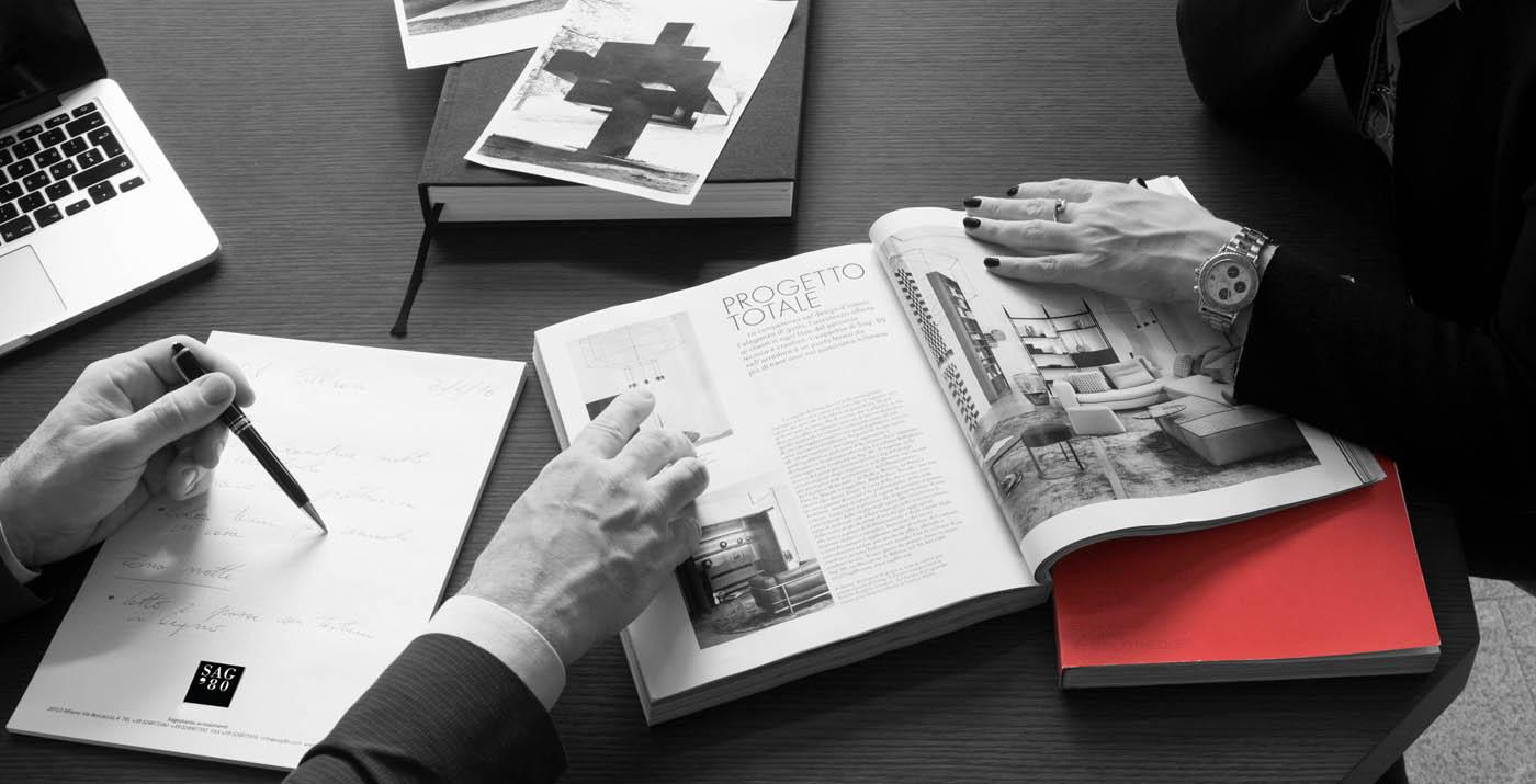 Design consultancy gli arredatori di interni sag80 for Arredatori d interni famosi