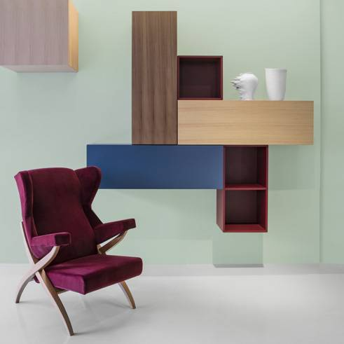 timeless décor by Franco Albini for Arflex