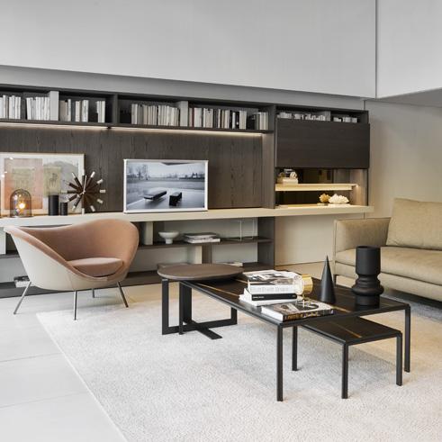 Scopri gli showroom di arredamento sag80 milano for Corso interior design brescia