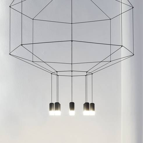 contemporary lamp Vibia